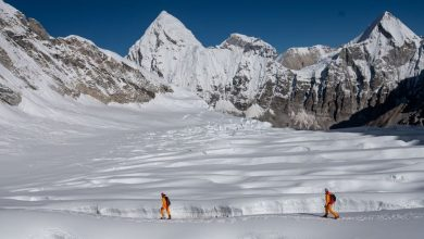 Photo of Lhotse, il video della prima discesa sugli sci di Nelson e Morrison