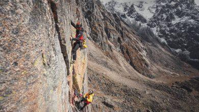Photo of Il video della spedizione nella Baspa Valley dei fratelli Pou, Hong, Larcher e Vanhee