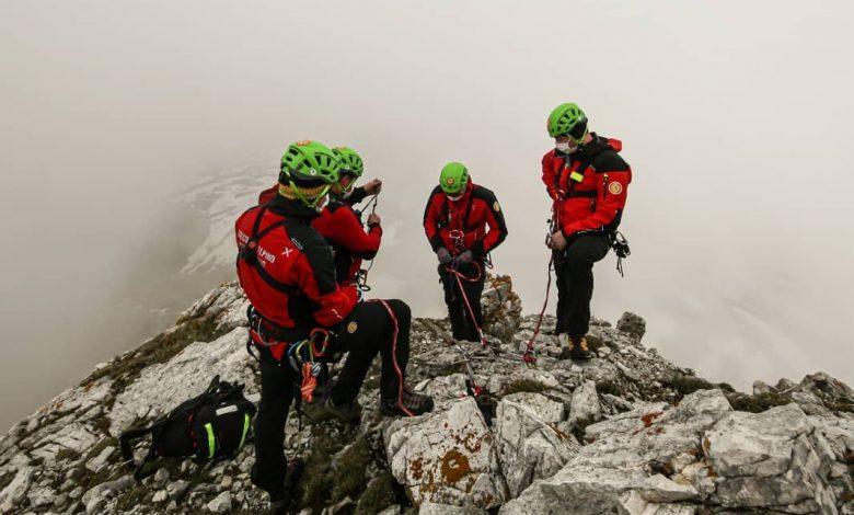 alto adige, valle aurina, soccorso alpino