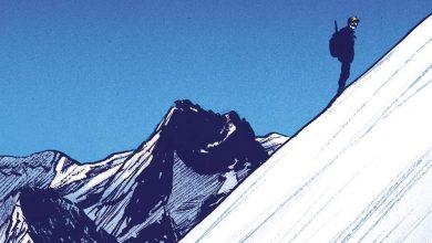 """Photo of """"Il lupo"""". Un fumetto sul conflitto tra uomo e natura in montagna"""