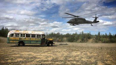 """Photo of Alaska. Il Magic Bus di """"Into the Wild"""" viene rimosso"""