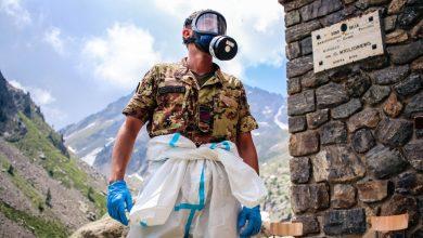 Photo of Gli Alpini insieme al Cai per sanificare i rifugi e sistemare i sentieri