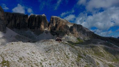 Photo of Traversata del Sella – Itinerario Gruppo del Sella