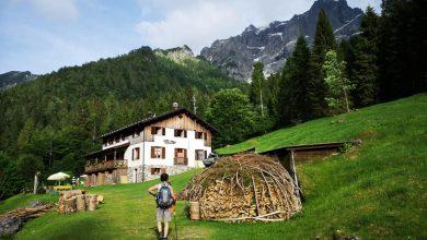 Photo of Cima del Coro o Castelaz – Itinerario Dolomiti Bellunesi