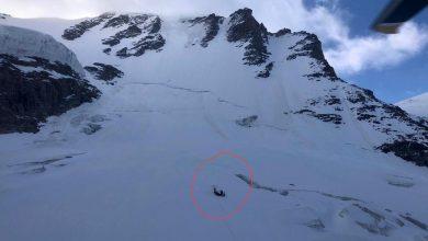 Photo of Nord del Gran Paradiso, alpinista in un crepaccio. Soccorsi sospesi per il caldo