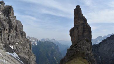 Photo of Il Campanile di Val Montanaia – Itinerario Dolomiti Friulane