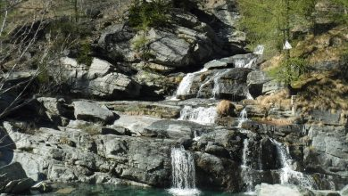 Photo of Le Cascate di Lillaz – Itinerario Gran Paradiso