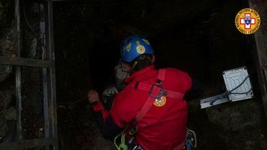 Photo of Speleologi bloccati in una grotta del Pian del Tivano, in azione il Soccorso Alpino
