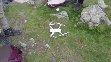 Photo of Parco del Monviso, 1000 euro di multa e denuncia penale per due piloti di droni non autorizzati