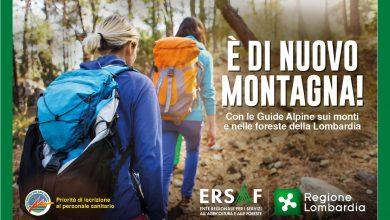 Photo of Tornano le escursioni gratuite con le Guide Alpine della Lombardia