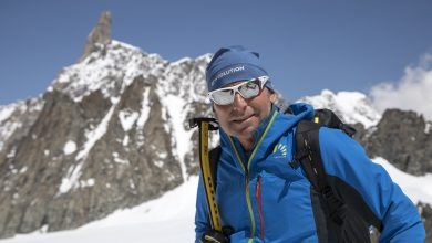 Photo of Edmond Joyeusaz, una vita alla continua ricerca della curva perfetta