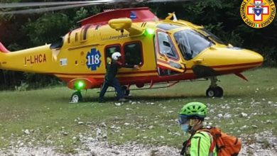 Photo of Due vittime in montagna nel weekend. Tante le chiamate di emergenza