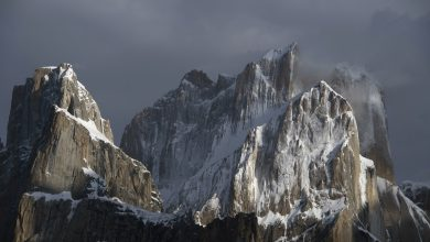 Photo of Le emozionanti foto delle cattedrali del Karakorum. Un omaggio all'ambiente