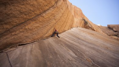 Photo of Spitzkoppe, arrampicare in Namibia