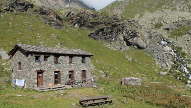 Photo of Al primo rifugio del Cai – Itinerario Monviso