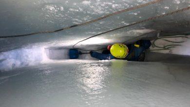 Photo of Recuperato il corpo senza vita dell'alpinista caduto in un crepaccio sul Gran Paradiso