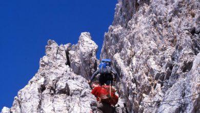 Photo of Chiude per lavori la ferrata delle Bocchette Alte nelle Dolomiti di Brenta