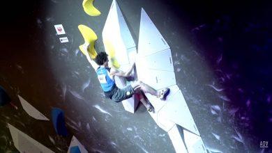 Photo of Dietro le scene delle gare di boulder con Adam Ondra