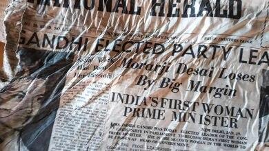 Photo of Monte Bianco. Dai ghiacci emergono giornali indiani, reperti di uno schianto aereo del 1966