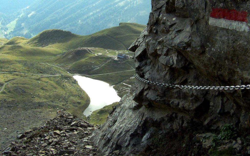 ferrata, valcamonica, alpini
