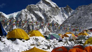 Photo of Nepal. Free WiFi in arrivo al campo base Everest