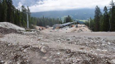 """Photo of Mondiali e Olimpiadi di Cortina. CAI: """"Cantieri a grave impatto ambientale"""""""