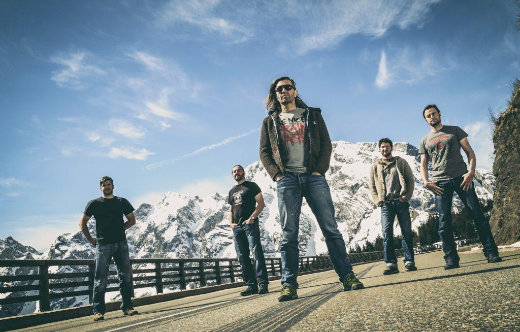 alpinismo, musica, rock, thomas huber
