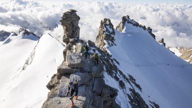 Photo of Sfida a due sul Gran Paradiso: Nadir Maguet conquista il record di velocità