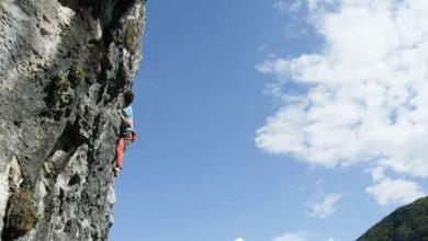 Photo of Adam Ondra alla scoperta delle falesie nascoste del Trentino