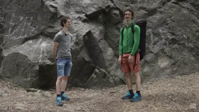 Photo of Adam e Ondra. Un esilarante video per imparare le regole base dell'arrampicata