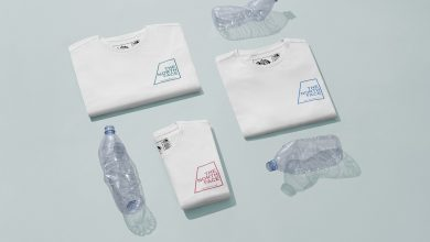 Photo of The North Face: t-shirt Limited Edition prodotte con la plastica di bottiglie abbandonate sulle Alpi