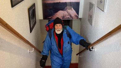 Photo of Sir Chris Bonington cerca volontari per una spedizione sull'Everest