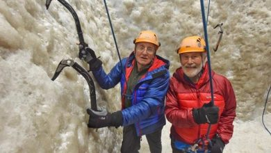 "Photo of Doug Scott e Chris Bonington di nuovo insieme ""sull'Everest"""