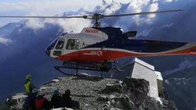 Photo of Frana sul Cervino. Oltre 20 alpinisti evacuati da quota 3800 metri