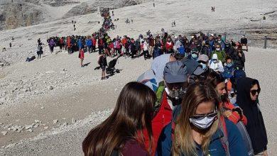 """Photo of Affollamento in quota. CNSAS: """"Viviamo la montagna con la testa sulle spalle"""""""