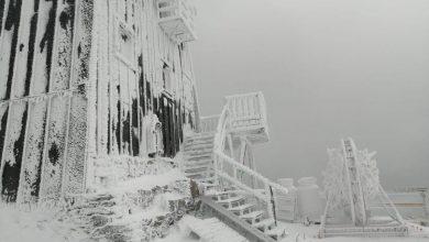 Photo of La neve di fine agosto sul Monte Rosa: i magici scatti da Capanna Margherita