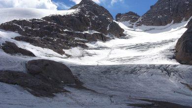 """Photo of Legambiente: """"Il ghiacciaio della Marmolada sta morendo"""""""