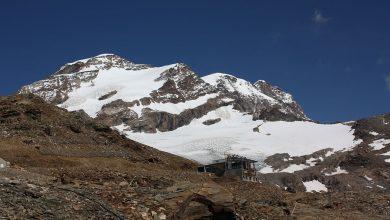 """Photo of Ghiacciai Monte Rosa. Legambiente: """"Un deserto di sassi e rocce"""""""