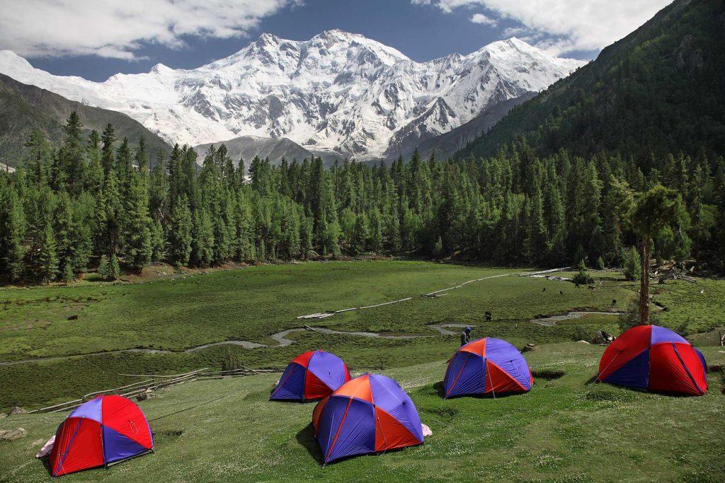 pakistan, fairy meadows