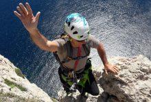 Photo of Giuliano Stenghel perde la vita arrampicando sull'isola di Tavolara