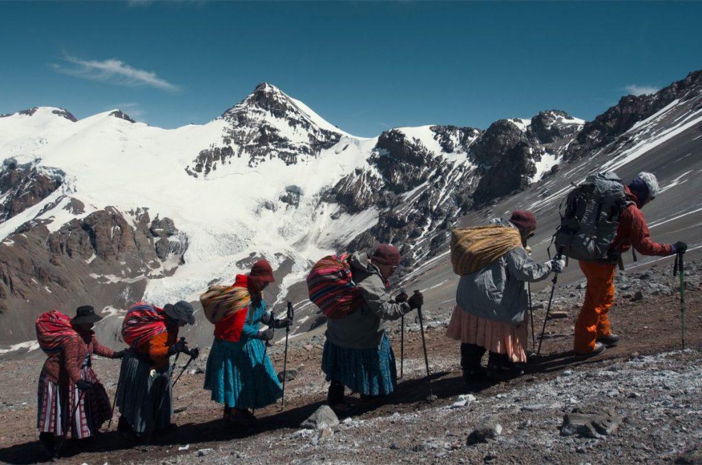 trento film festival, cholitas