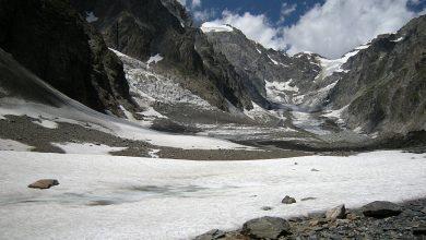 Photo of Monte Bianco. Il ghiacciaio del Miage sprofonda di 1 metro l'anno