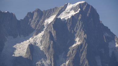Photo of Grandes Jorasses: scivola sul ghiacciaio, muore alpinista