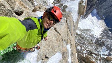 Photo of Leonardo Gheza, l'alpinismo tra difficoltà e velocità