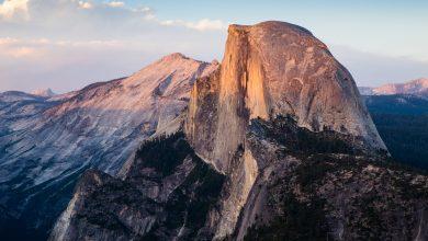 Photo of Parco di Yosemite. 50 sfumature di Half Dome