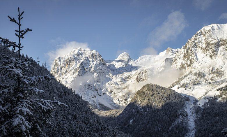 neve, alpi