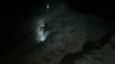 Photo of Bloccati sulla Nord della Presolana, salvati nella notte 3 alpinisti