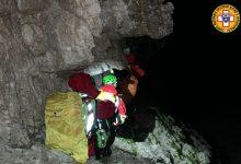 Photo of Dolomiti. Soccorsi in notturna due escursionisti stremati in ferrata