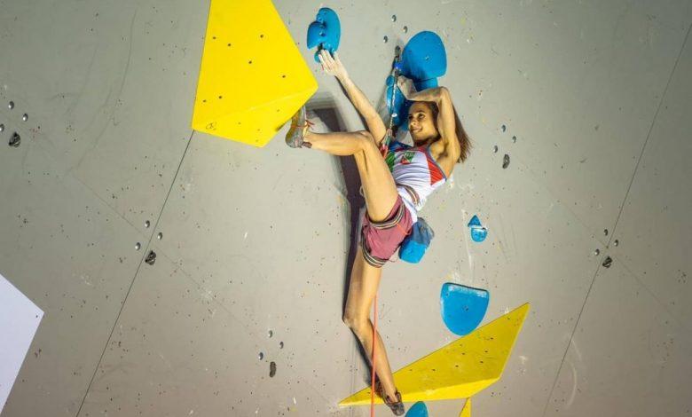 arrampicata sportiva, ifsc, laura rogora