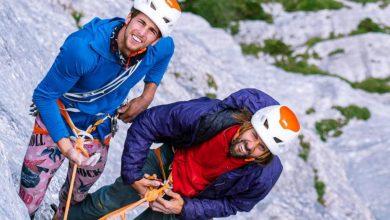 """Photo of Nico Favresse e Seb Berthe salgono in giornata """"Odyssee"""" sulla Nord dell'Eiger"""